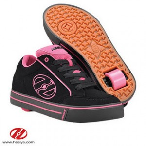 "Central Texas Mom Heelys ""Wave"" Roller Shoes Review"