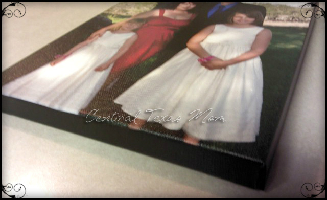Review Easy Canvas Prints custom photo photography