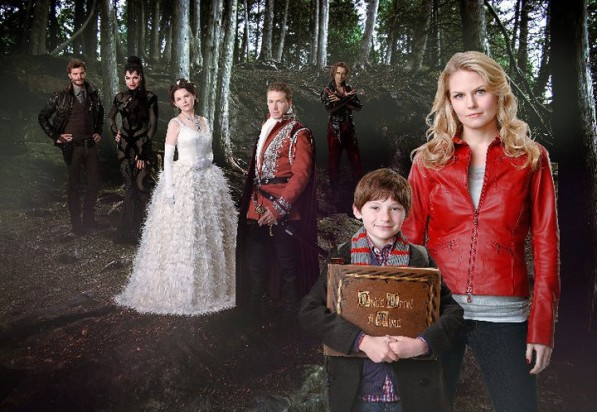 Central Texas Mom Once Upon A Time on ABC