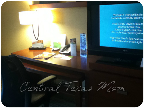 Review Courtyard Marriott San Antonio Texas SeaWorld® Westover Hills