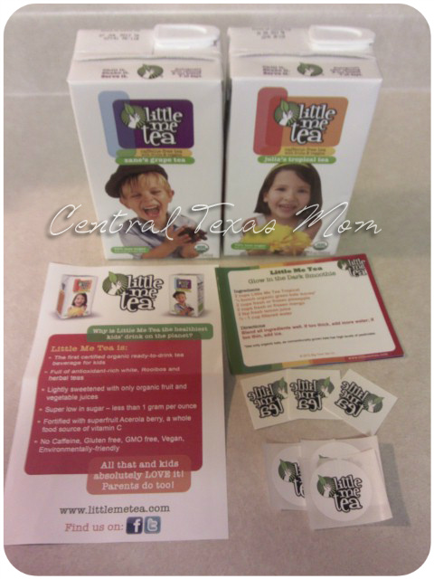 Review Little Me Tea the healthiest kids' drink on the planet