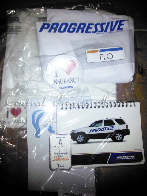 Progressive Snapshot Reviews >> Progressive-Team-Flo-Snapshot-Test-Drive-Central-Texas-Mom-Swag-Bag   Central Texas Mom