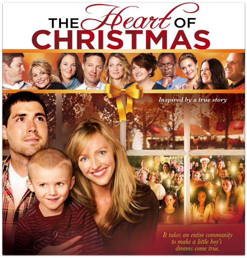 The GMC World Premiere Movie The Heart of Christmas December 4th ...