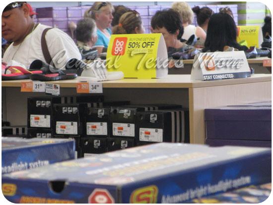 Rack Room Shoes Bogo Sale