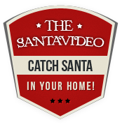 The Santa VIDEO see Santa in your own home! Review