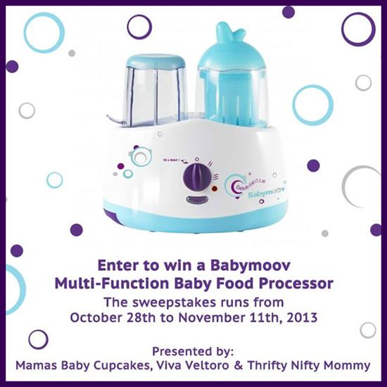 BabymoovProcessorGiveaway