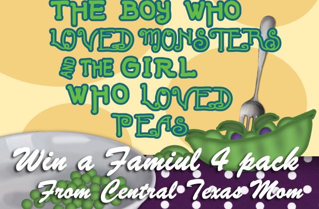 The-Boy-Who-Loved-Monsters-and-the-Girl-Who-Loved-Peas-Giveaway
