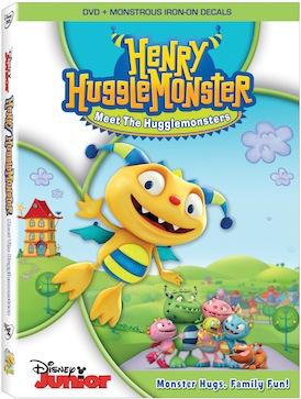 Henry-Hugglemonster