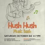 Hush Hush Music Bash in Domain II