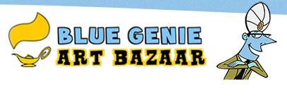 16th Annual Blue Genie Art Bazaar in Austin Nov. 25th – Dec. 24th, 2016