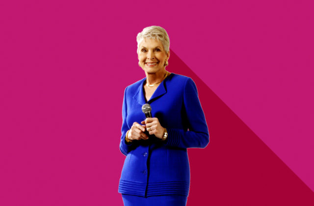 Miss Congeniality Jeanne Robertson Returns to Austin's the Long Center February 3rd 2017