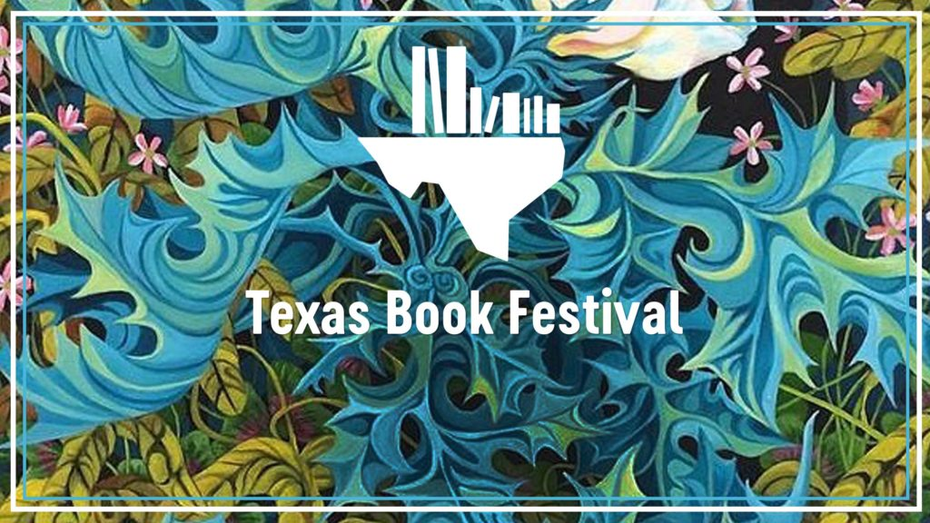 Texas Book Festival Presents Kids on Congress October 27 + 28th