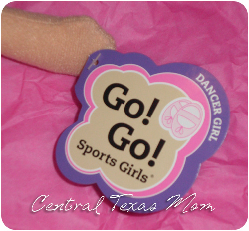 Central Texas Mom Review Go Go Sports Girl Doll