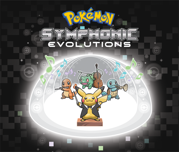 The Long Center Presents POKEMON: Symphonic Evolutions / Video game concert January 2017